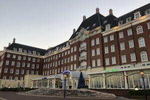 お手頃価格のハウステンボス内ホテル、ウォーターマークホテルに泊まりました!