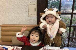 佐賀県の牧場「どんぐり村」でクリスマスパーティに参加してきました